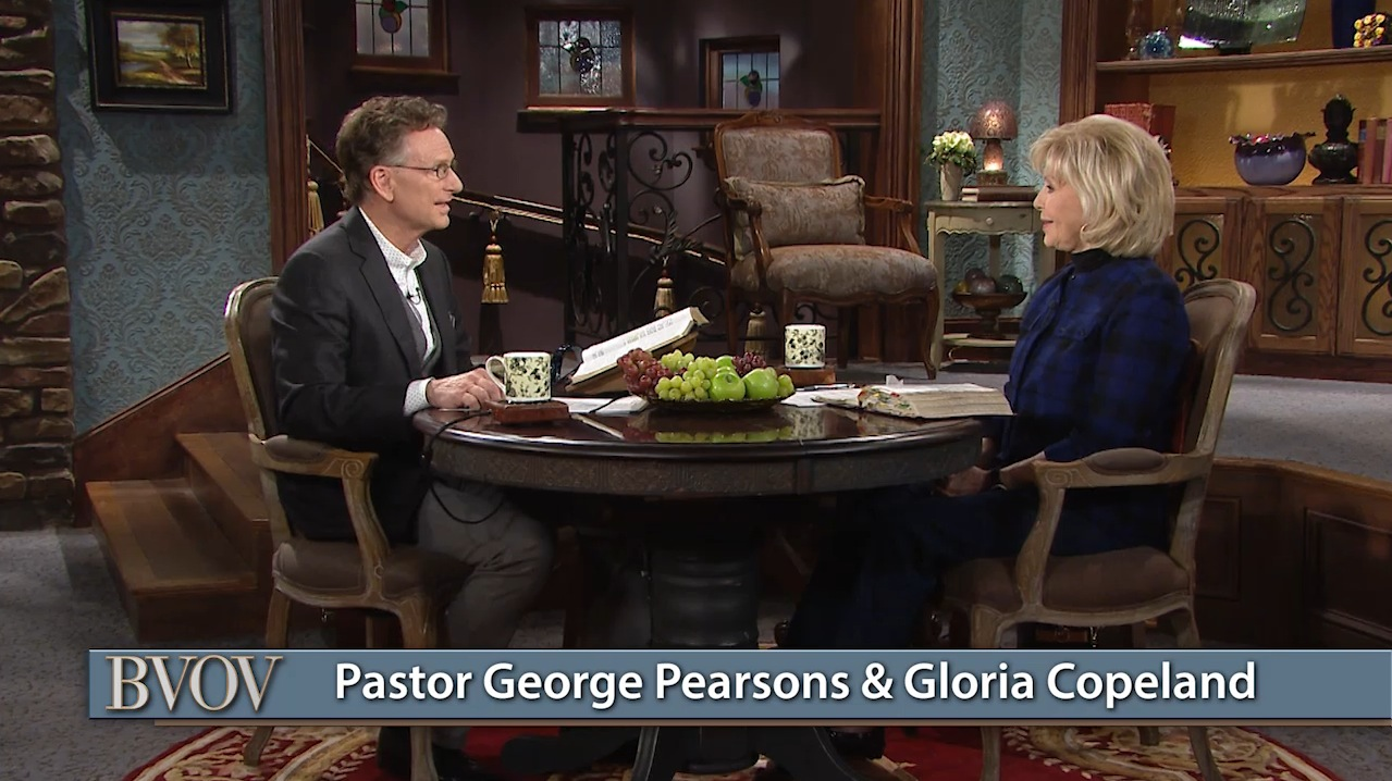 """As a believer, God has promised you a covenant of protection. Today, Gloria Copeland and Pastor George Pearsons show us how you can be """"untouchable in God"""" when you stay in faith and in His Word. Next, on the Believer's Voice of Victory broadcast. Click here to watch the 1995 Tallahassee Healing School Event."""