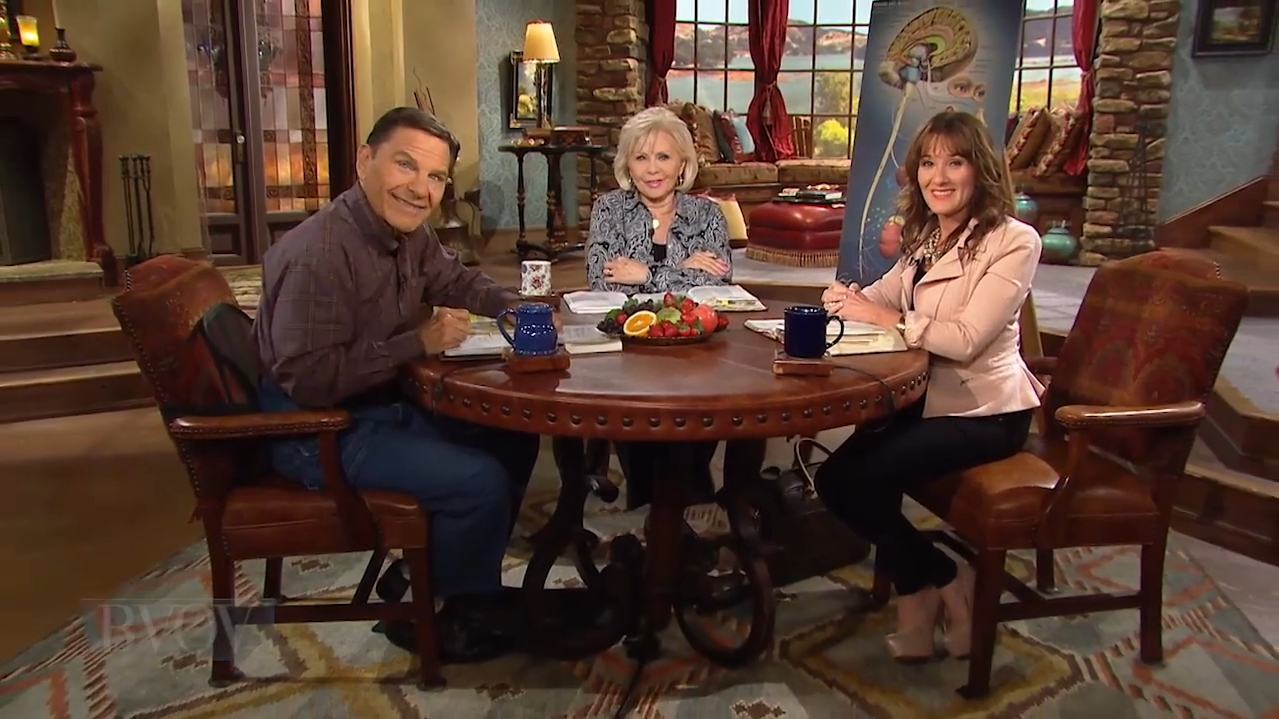 Welcome to the 2015 Top Pick of the Year Believer's Voice of Victory broadcast. Trying to make good choices while you are in turmoil leads only to destruction. Today, Kenneth and Gloria Copeland along with their special guest, Dr. Caroline Leaf, explore the reason for bad choices.