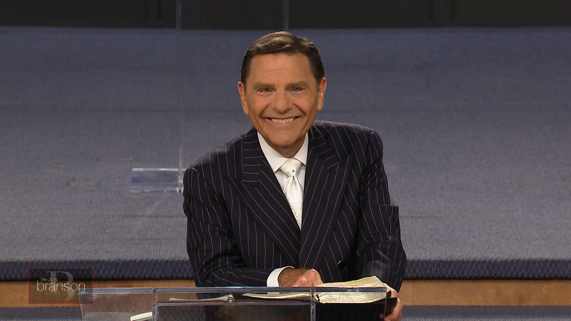 Be a part of the Thursday evening, opening session of the 2016 Branson Victory Campaign at Faith Life Church in Branson, Missouri. As you listen to Kenneth Copeland share this encouraging message on faith, let your own personal faith be strengthened and uplifted.