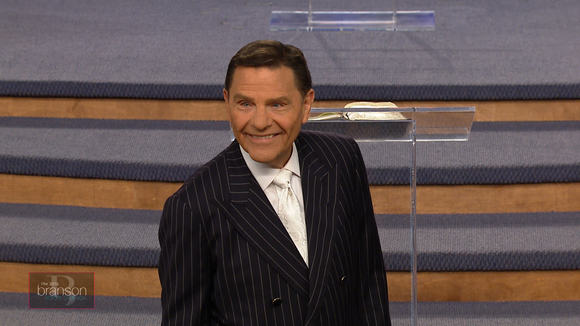 Join Kenneth Copeland for the Thursday evening offering message at the opening session of the 2016 Branson Victory Campaign, April 7-9, at Faith Life Church in Branson, Missouri.