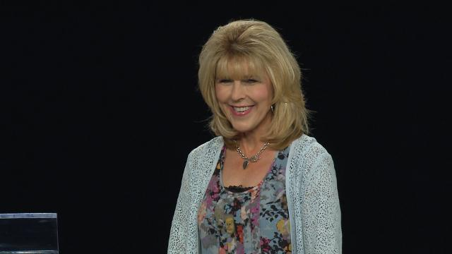 As Terri Copeland Pearsons leads prayer during Saturday morning of the 2016 Southwest Believers' Convention, she teaches how important it is to pray, not just out of faith, but out of the love and compassion of God.