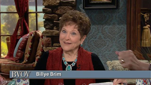 Welcome to the Believer's Voice of Victory broadcast. As previously aired, Gloria Copeland and her guest, Billye Brim, describe what the world was like before and after the Fall of Man. When Jesus came He restored it all and gave the victory to the Church. Now, here's Gloria.