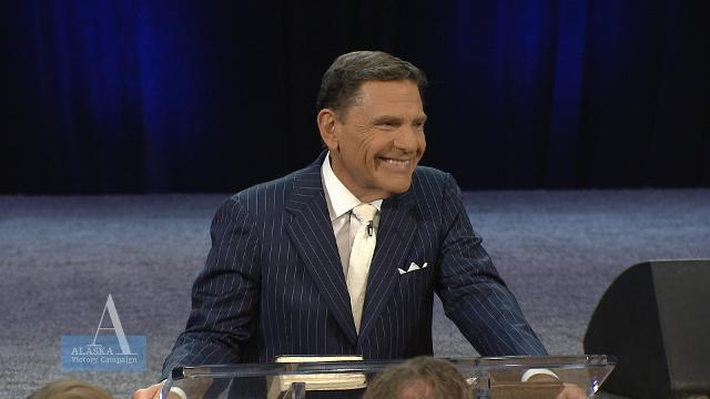 Be a part of the opening session of the 2016 Alaska Victory Campaign, August 4-6, as Kenneth Copeland shares his Thursday evening faith message. Listen to why it's so important to hear about faith for real life.