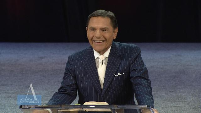 Join Kenneth Copeland for the Thursday evening offering message at the 2016 Alaska Victory Campaign. Learn about the laws that govern abundance and the reasons why we give.