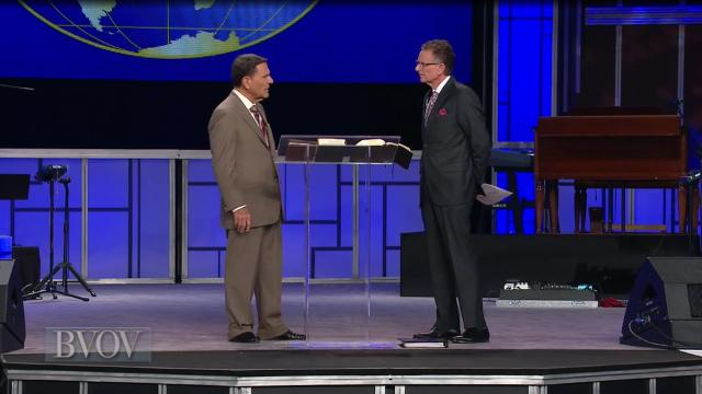 The covenant, between God the Father and Jesus, promises you healing in every area. Receive it!
