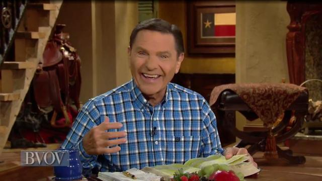 Watch Kenneth Copeland on the BVOV broadcast as he shares what it means to truly accept God's love, so you can be healed and prosperous.