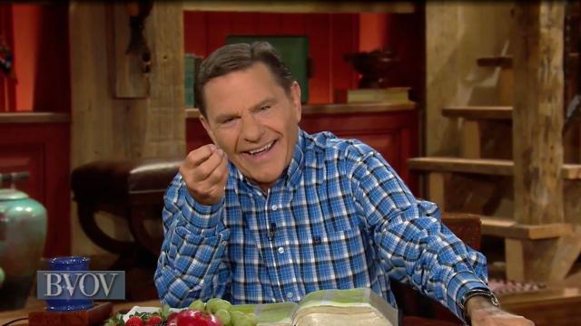 Watch Kenneth Copeland on the BVOV broadcast as he shares how to open the gift of salvation, so you can walk in healing and freedom.