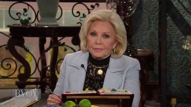 Watch Gloria Copeland and Kellie Copeland on Believer's Voice of Victory as they share how to eliminate Satan's stronghold in your life by allowing God to expose hidden sin in your heart.