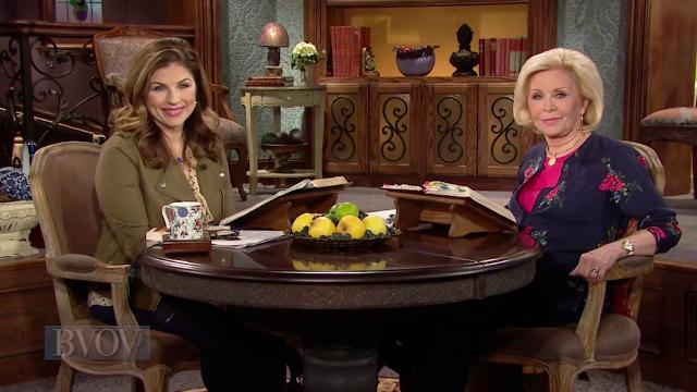 Watch Gloria Copeland and Kellie Copeland on the Believer's Voice of Victory broadcast share how obeying correction from God opens the door to victorious living. Walking in obedience will bring about God's blessing.
