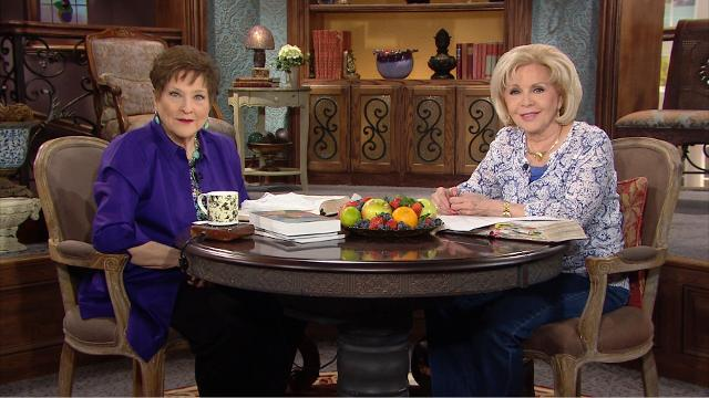 Watch Gloria Copeland and Billye Brim on Believer's Voice of Victory as they explain the unfulfilled, end-time Bible prophecies and the Christian's responsibility to believe and pray for them to come to pass.