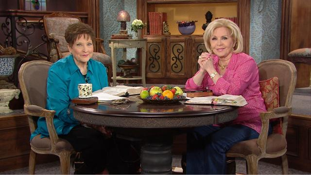 Watch Gloria Copeland and Billye Brim on Believer's Voice of Victory  as they describe the glorious Church according to the book of Ephesians, and how you are called to be a part of it.