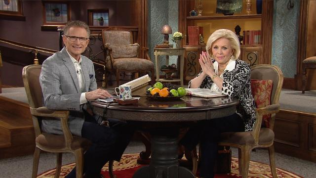 You don't have to chase promotion! Watch Gloria Copeland and Pastor George Pearsons on Believer's Voice of Victory  as they explain how promotion will find you when you are pursuing God.