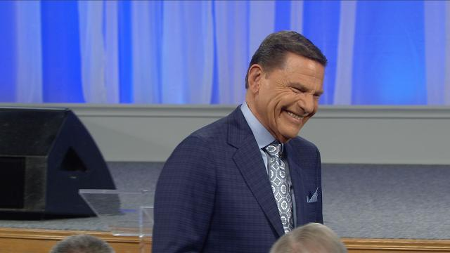 Kenneth Copeland shares on the Believer's Voice of Victory broadcast how to be a love-of-God agent so others can experience His presence. Walk in love, enter into rest, and watch blessings fall.