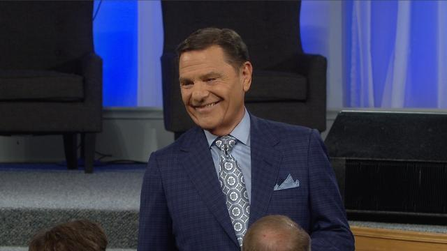 Kenneth Copeland shares on the Believer's Voice of Victory broadcast how the love of God has conquered fear, doubt and unbelief! Learn how to cast out fear by focusing your mind on the glorious promises of God.