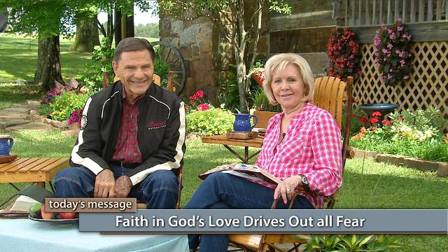 You are meant to live without fear! Watch Kenneth and Gloria Copeland on Believer's Voice of Victory as they share how receiving God's perfect love will eliminate fear for good.