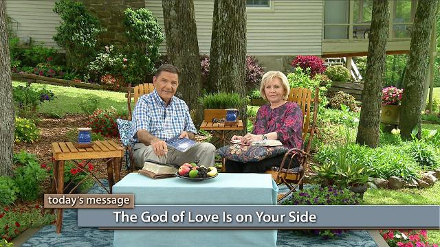 God loves you and He is for you. Watch Kenneth and Gloria Copeland on Believer's Voice of Victory as they share how God is Love, and He is always on your side.
