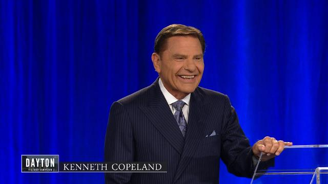 Join Kenneth Copeland for the offering message, during the first session at the 2017 Dayton Victory Campaign in Ohio. Did Jesus bear our poverty? Hear answers from Kenneth Copeland during this message.
