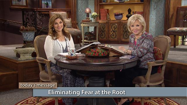 It's time to eliminate fear at its root for good! Watch Gloria Copeland and Kellie Copeland on Believer's Voice of Victory as they share the hidden nature of fear and how faith is the weapon fear can't defeat. Learn how to cast out fear today!