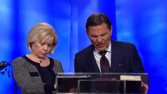 Enjoy watching this special partnership message during the 2017 Toronto Victory Campaign as Kenneth Copeland shares events that are taking place at Kenneth Copeland Ministries.