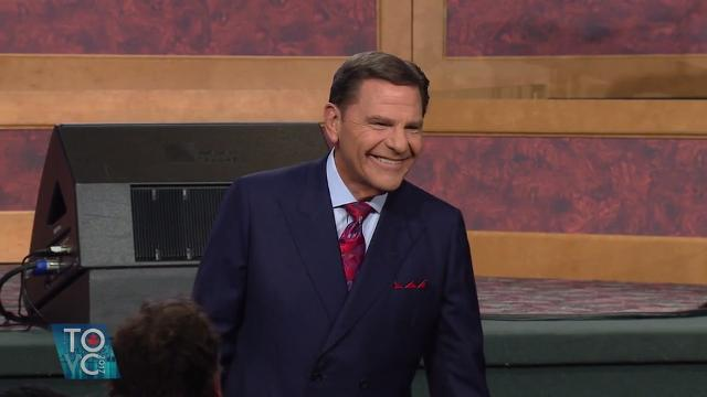 Watch the Saturday evening offering message with Kenneth Copeland as he shares about listening to the Father and naming your financial seed.
