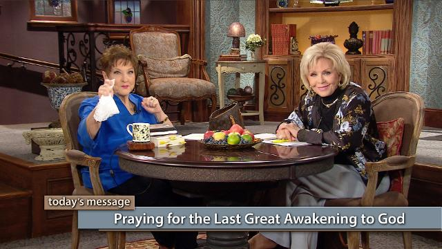 Politicians are not the answer to our problems—it is a great awakening to God that will save America! Watch Gloria Copeland and Billye Brim on Believer's Voice of Victory as they share about prophecies over our nation and a call to pray for an awakening.