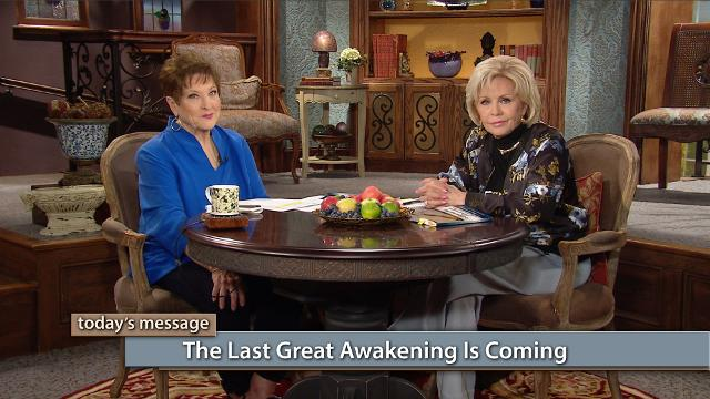 Watch Gloria Copeland and Billye Brim on Believer's Voice of Victory as they share the power behind the Great Awakening that founded America and what we can expect in the near future.
