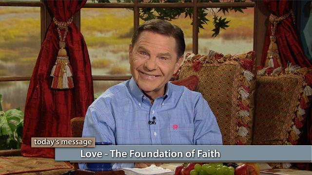 God is Love, and Love is God! Watch Kenneth Copeland on Believer's Voice of Victory as he shares how a revelation of God's Love is the foundation of faith for all things. Have faith in His Love!
