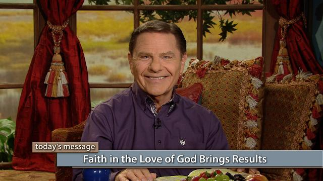 God is Love, and He wants you to prosper in every area of your life! Watch Kenneth Copeland on Believer's Voice of Victory as he shares how to release God into your situation. Watch as faith in the Love of God produces miraculous results!