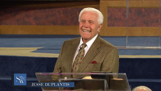 Use your faith for the impossible as you listen to Jesse Duplantis during the 2017 Southwest Believers' Convention. Strengthen your faith knowing that failure is not an option.