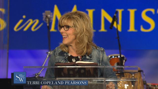 Join Terri Copeland Pearsons as she hosts Monday morning, pre-service prayer for the opening session of the 2017 Southwest Believers' Convention in Fort Worth, Texas. Bring your supply to pray out the plan of God. There's something about people who know how to use their faith coming together to pray.