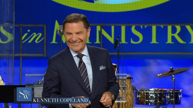 Take part in this Monday evening service with Kenneth Copeland as you hear how powerful your words are. Faith grows as you speak in agreement with God's WORD. Learn more during the 2017 Southwest Believers' Convention.
