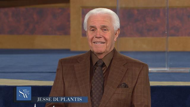 A mindset stuck on lack can't produce an abundance of anything. Always aim for more than enough as you watch Jesse Duplantis, Tuesday morning during the 2017 Southwest Believers' Convention.