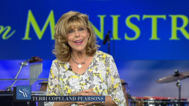 Wednesday morning, pre-service prayer continues with Terri Copeland Pearsons as she teaches about the confidence we have in the blood of Jesus. Continue using your faith to pray during the 2017 Southwest Believers' Convention.