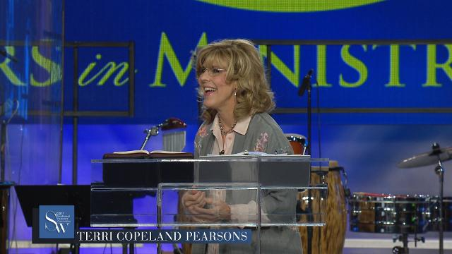 Join Terri Copeland Pearsons as she prays over the vision of Kenneth Copeland Ministries, during Thursday morning, pre-service prayer. As you pray over the vision of KCM, you're investing in God's plan for the lives of other people.
