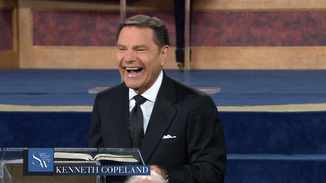 Kenneth Copeland shares a message on how important it is to feed your faith with The WORD of God. Hear more during the Thursday afternoon service of the 2017 Southwest Believers' Convention.