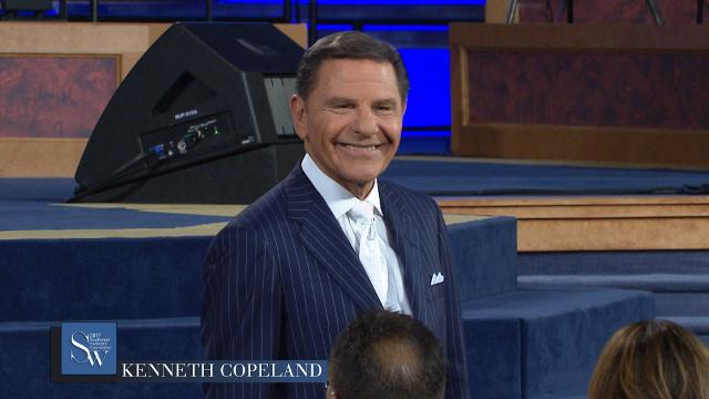 Choose to believe that God's Love is true as you listen to Kenneth Copeland during the 2017 Southwest Believers' Convention.