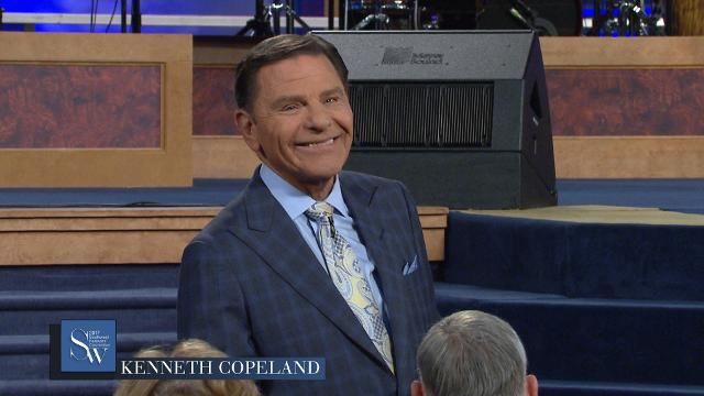 Take part with Kenneth Copeland for the Saturday evening offering message during the 2017 Southwest Believers' Convention.
