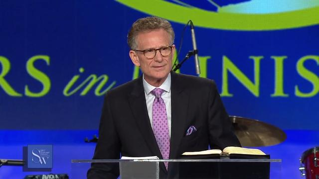 Join Pastor George Pearsons for the Saturday morning offering message during the 2017 Southwest Believers' Convention.