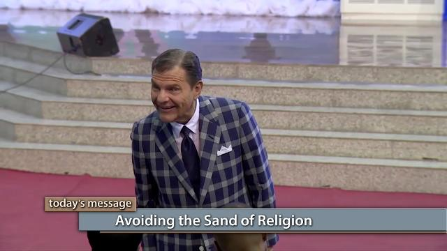 Do you want a rock-solid life? Watch Kenneth Copeland on Believer's Voice of Victory as he explains how religion isn't a solid foundation but sinking sand. A revelation of the love of God from your heart, not your head, is the rock for a life built to last!