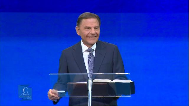 Words are spiritual containers of power where faith is released. Kenneth Copeland explains how words dominate our lives whether we know it or not. Take time to hear more of this message during the 2017 Colombia Victory Campaign in Bogota, Colombia. Learn how to have your words working for blessing and not cursing.