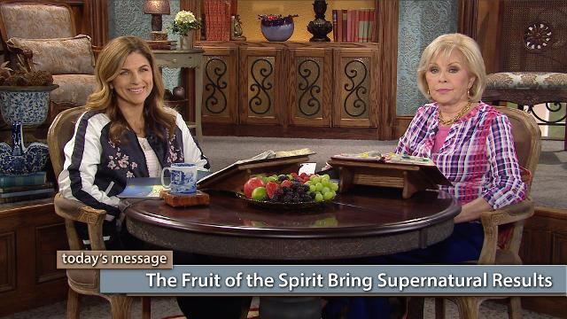 We are not stuck in our own abilities! We are not stuck in the fruit of our feelings. Watch Gloria Copeland and Kellie Copeland on Believer's Voice of Victory to catch a life full of fruit and freedom from sin.