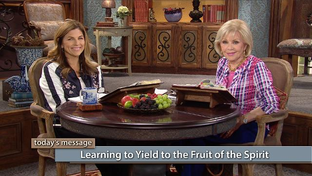 When you choose Jesus, you make the fruit of the spirit your natural way of living. Yield freely to abandon the self-life and take up the fruit of the spirit. Watch Gloria Copeland and Kellie Copeland on Believer's Voice of Victory for more on making Jesus your natural disposition.