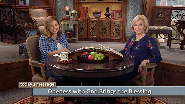 Jesus is the answer to our humanity. Get out of the shame game, and get ready to press in to an even deeper union with God. Watch Gloria Copeland and Kellie Copeland on Believer's Voice of Victory as they discuss how Jesus so deleted our sins, they cannot be retrieved.