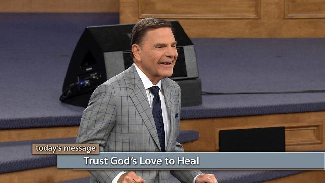 Get ready to receive your healing miracle! Watch Kenneth Copeland on Believer's Voice of Victory as he shares how to open your eyes to see the loving God who wants you well. Trust and believe God's love for your healing!