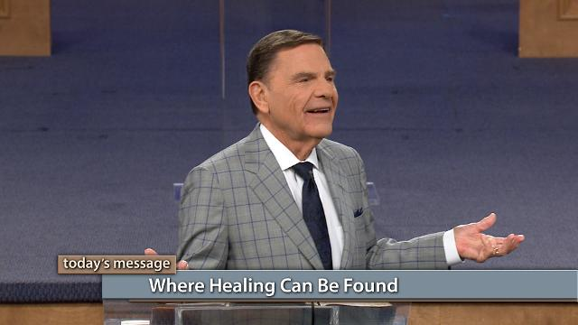 God's WORD is full of promises for your healing! Watch Kenneth Copeland on Believer's Voice of Victory as he unpacks Psalm 91 to reveal God's healing, found in the secret place. Take your healing today!