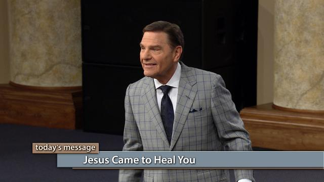 Jesus came to set you free! Watch Kenneth Copeland on Believer's Voice of Victory as he shares how Jesus redeemed you from the curse so you can live healed, prosperous and blessed.