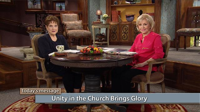 Watch Gloria Copeland and Billye Brim on Believer's Voice of Victory as they share how unity in the Church opens the door for God to fill His house with His glory. An increase of His presence is coming!​