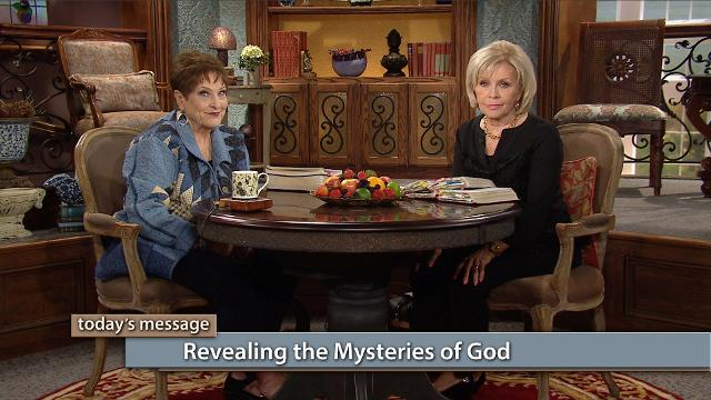 Watch Gloria Copeland and Billye Brim on Believer's Voice of Victory as they share about the various mysteries of God. Some have been revealed and others are yet to come. Learn the role of prayer and the Church in the coming manifestation of the glory of God.