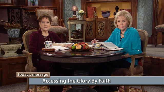 The glory of God is accessible to you by faith! Watch Gloria Copeland and Billye Brim on Believer's Voice of Victory as they share how it takes faith to see a full manifestation of God's glory. You can see His presence and glory right in the face of giants!