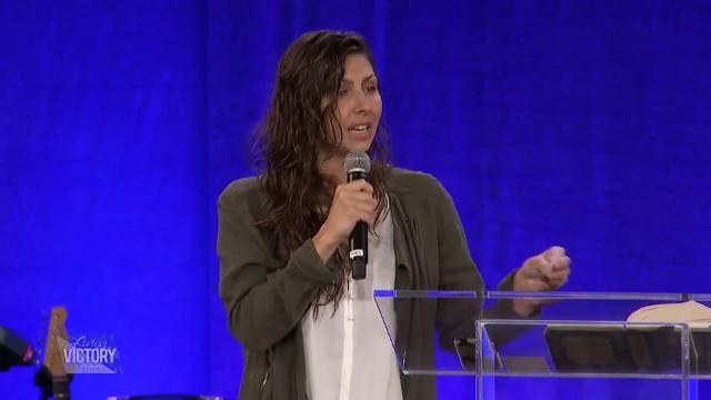 Be part of the 2017 Living Victory Anaheim meeting that took place in Anaheim, Calif., Sept. 8-9, 2017. Join Lyndsey Rae, Kellie Copeland's daughter, as she opens the meeting with Friday morning, pre-service prayer.